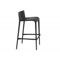 Nassau stool black