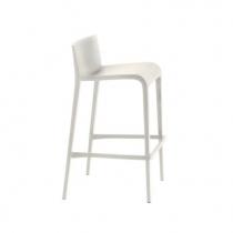 Nassau stool white